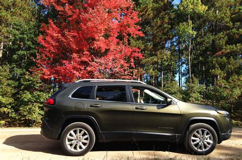 2014 Jeep Grand Software Update 2014 Jeep Limited The Anti Trailhawk