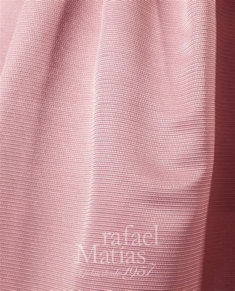 ottomane rosa ottoman rosa detalle rafael mat 237 as tejidos