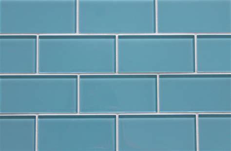 glass subway tiles infinity blue 3x6 glass subway tiles rocky point tile