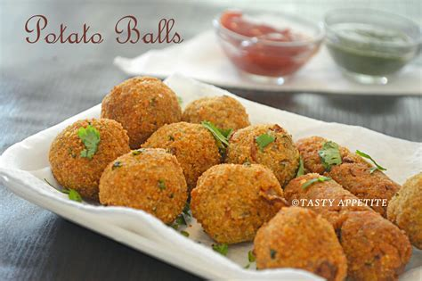 easy potato croquettes fried potato balls tea time