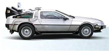Pics photos back to the future car