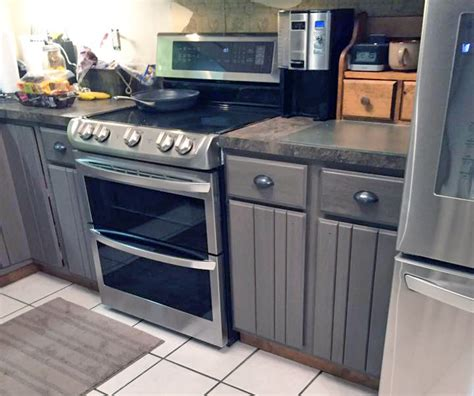 chalk paint kitchen cabinets how durable cardamon brown kitchen cabinets general finishes design
