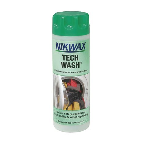 Fabric Cleaner by Nikwax Tech Wash Fabric Cleaner