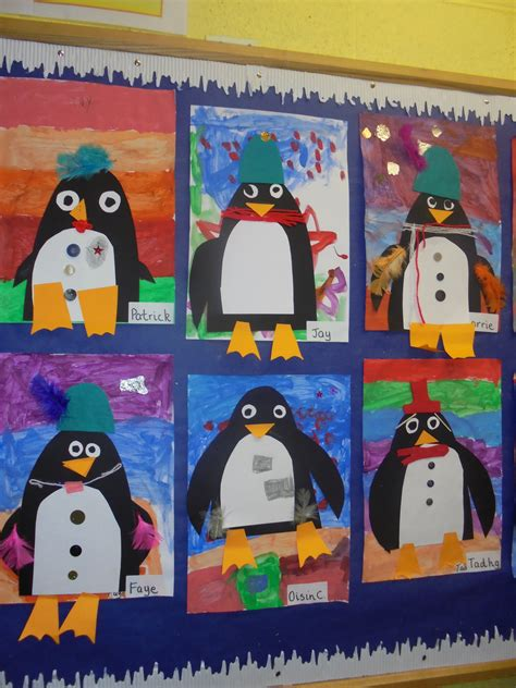 Rok Blus Pinguin penguins ransboro national school sligo
