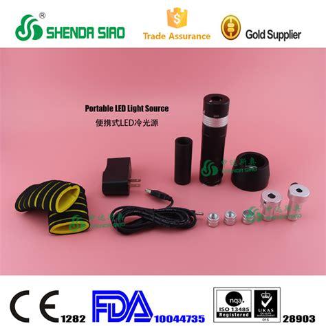 portable light source for endoscope led light source endoscope light source portable led light