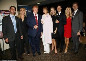 donald trump family pictures will this be the next first lady melania trump s