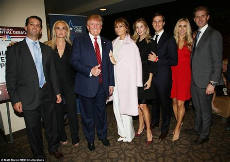 donald trump family pictures melania trump s extraordinary journey from communist s