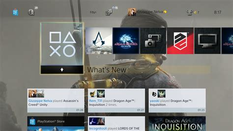 ps4 themes make your own ps4 exclusive the order 1886 gets its own ps4 dynamic