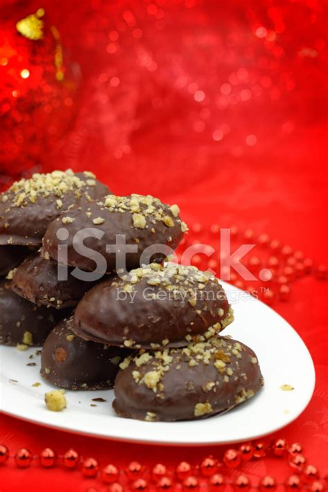 foods traditions dinners desserts cookies traditions songs lores about books traditional dessert covered with chocolate stock