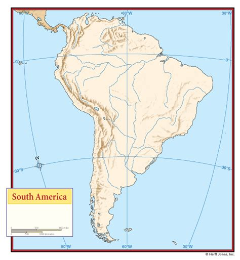 south america map bully south america outline maps without boundaries