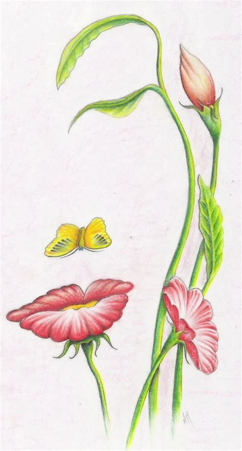 face of flowers by markfellows on deviantart