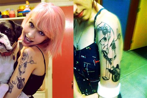 hayley williams tattoo index of wp content uploads 2013 03
