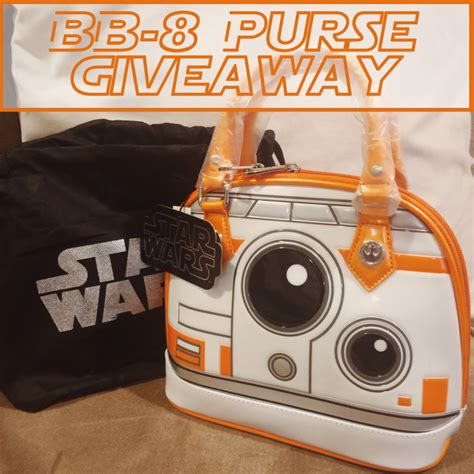 Purse Giveaway - bb 8 purse giveaway the stylish geek