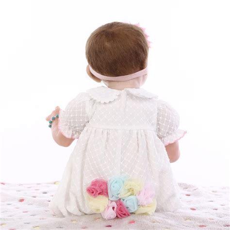 anatomically correct lifelike dolls silicone lifelike sleep baby reborn doll alive