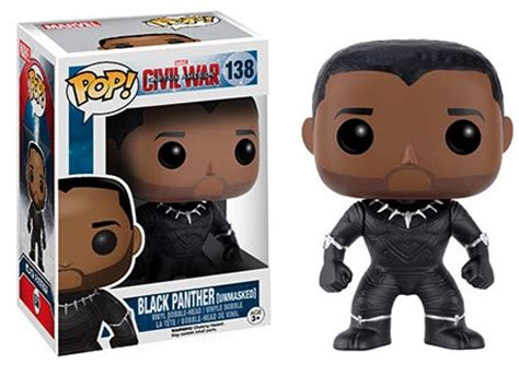 Funko Pop Marvel Black Panther Nakia 277 funko pop black panther checklist gallery exclusives