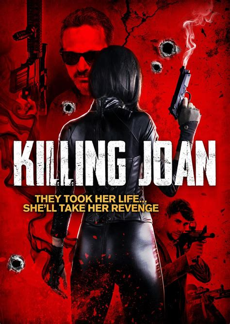 A Vengeful this april a vengeful spirit is unleashed in killing joan