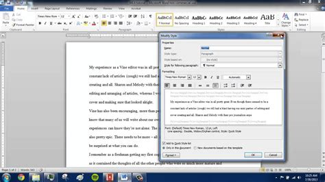 how to create an mla works cited page in word includes in text