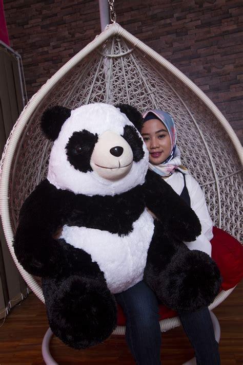 jual boneka panda besar  lucu  lapak boneka indonesia