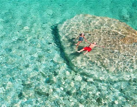 Clearest Water In The Us Wallpaper Ikaria Island Crystal Clear Water Greece