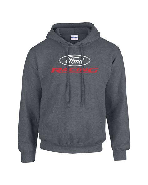 Hoodiesweater Ford Racing ford racing hooded sweatshirt ford mustang hoodie ebay