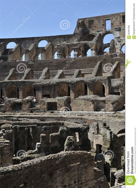 sections of italy colosseum rome italy editorial stock photo image 65487203