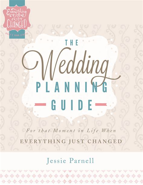 Wedding Planner Guide Book by The Wedding Planning Guide Book