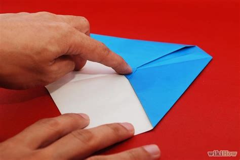 How To Make A Looping Paper Airplane - how to make a loop de loop paper airplane 10 steps
