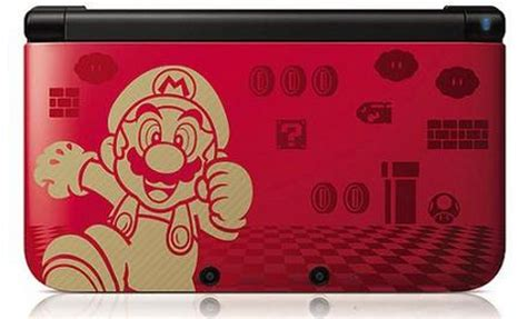 3ds Mario Reg 3 nintendo 3ds xl new mario bros 2 limited edition