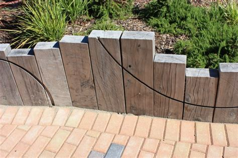 Oak Sleeper by New Oak Railway Sleepers From Railwaysleepers