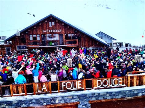 La Folie Douce Shop by Look For Snow Sugar This Year At La Folie Douce In France