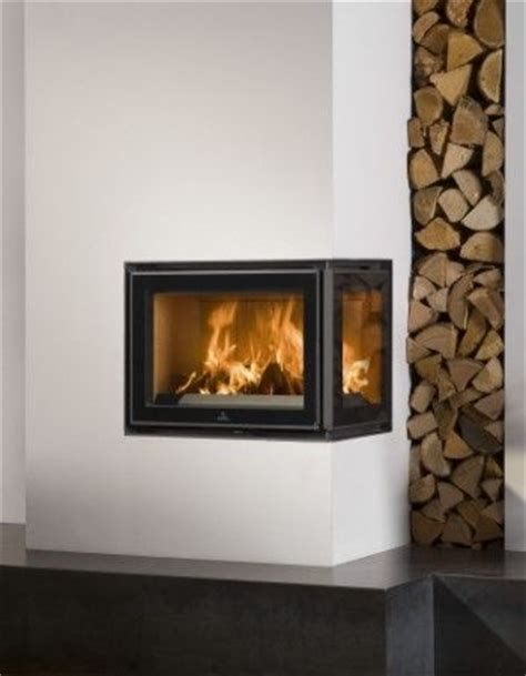 Corner Wood Burning Fireplace Inserts by Barbas Unilux 3 200 Inset Corner Stove Interiors