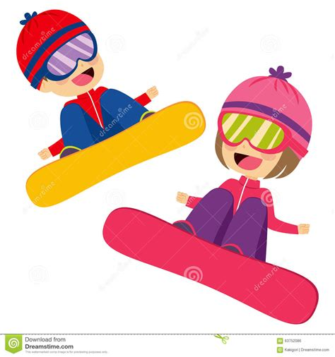 snowboard clipart clipart snowboarding pencil and in color