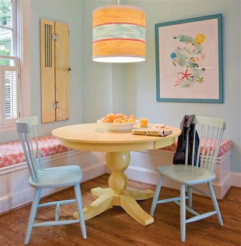 square esszimmer sets small yet comfy dining room with yellow dining table