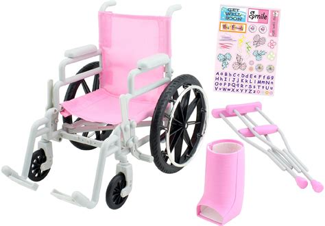 kmart doll carrier enertec 18 quot doll wheelchair shop your way