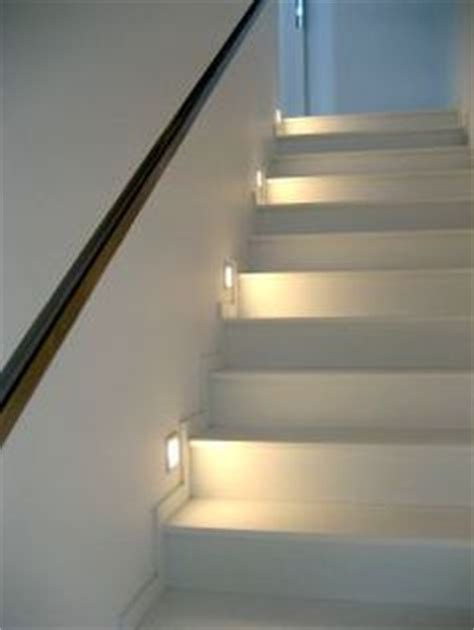 lights on stairs staircase with led lights sparkle words social