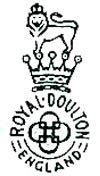 royal doulton marks amp dating doulton ceramics