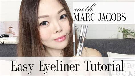 Eyeliner Marc easy peasy marc eyeliner tutorial