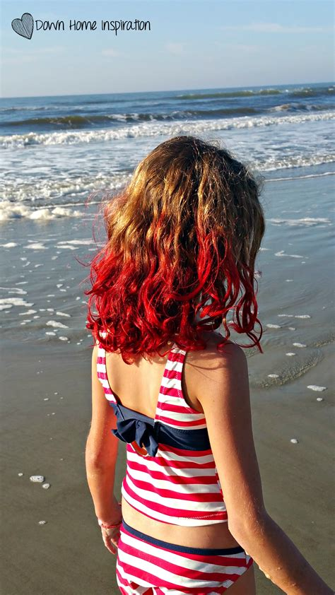 coloring hair with kool aid that time i colored my kid s hair with kool aid you ve