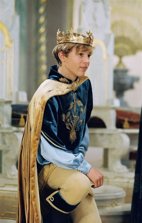 narnia film peter high king peter the magnificent once king or queen of