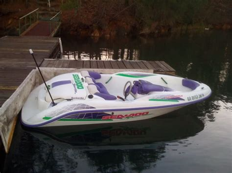sea doo jet boat repair sea doo speedster 1995 for sale for 3 700 boats from