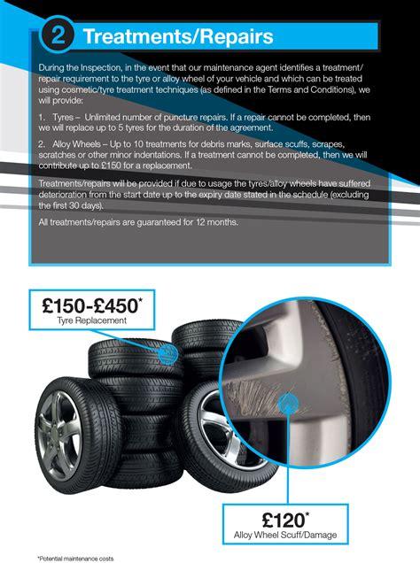 tyre alloy wheel maintenance plan motorparks
