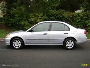 2001 Honda Civic Sedan 2001 Satin Silver Metallic Honda Civic Lx Sedan 6026106