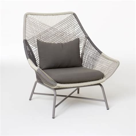 west elm huron lounge chair huron large lounge chair cushion west elm