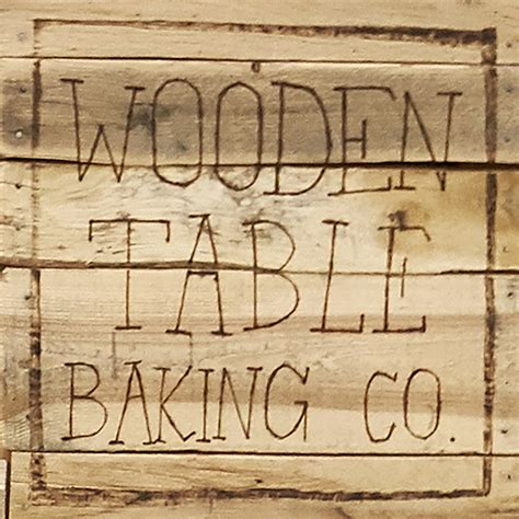 Table Table Gift Card - wooden table baking co gift card beautiful wooden table baking company 7