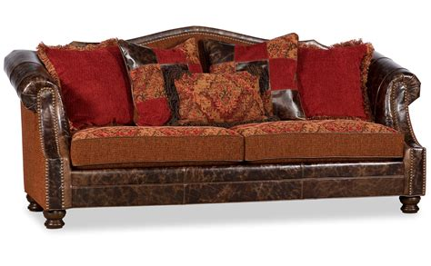 southwest style loveseat sofa