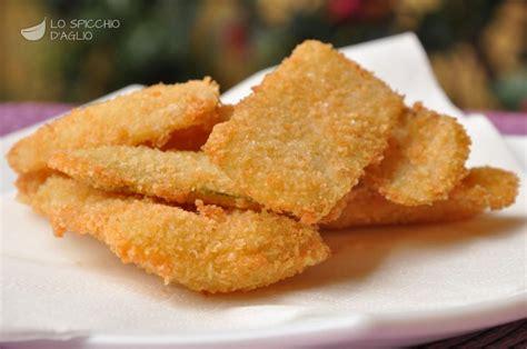 come cucinare le coste ricetta coste fritte le ricette dello spicchio d aglio