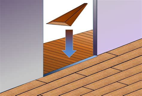 What Direction To Install Wood Flooring by Laminate Flooring Laminate Flooring Carpet Threshold