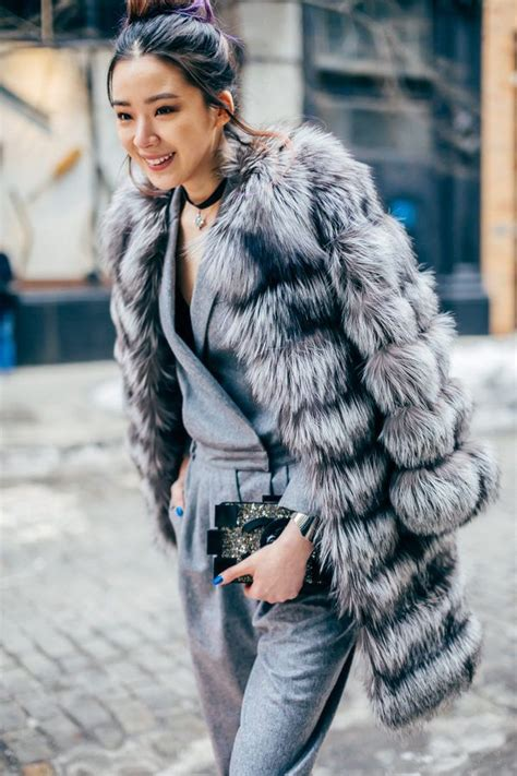 Nyfw An Day Three by 40 Images Of The Best Nyfw Style On Day Four