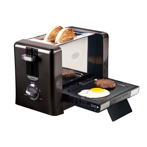 Egg Poacher Toaster Toaster 187 Coolest Gadgets
