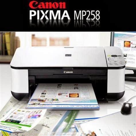 kode reset printer canon mp258 kode error printer canon mp258 dan solusinya